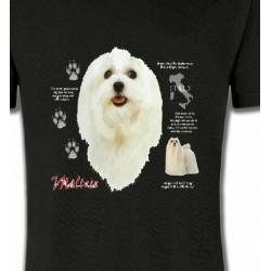 T-Shirts Maltais Maltais (B)