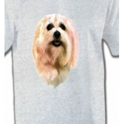 T-Shirts Maltais Bichon Maltais (D)
