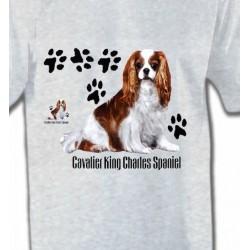 T-Shirts Cavalier King Charles Cavalier King Charles (A)