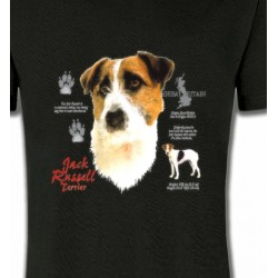 T-Shirts Jack Russell Terrier Jack Russell Terrier (C)