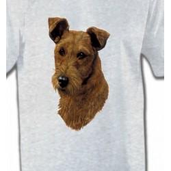 T-Shirts Terrier Irlandais Terrier Irlandais (H)