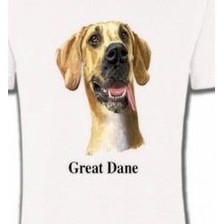 T-Shirts Dogue Allemand Dogue Allemand (G)