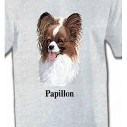 T-Shirts Papillon Tête de Papillon (E)