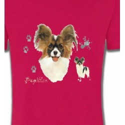 T-Shirts Papillon Papillon (D)
