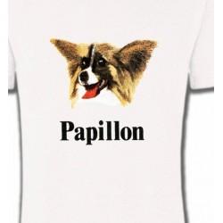 T-Shirts Papillon Tête Papillon (B)