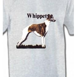 T-Shirts Lévrier Whippet Lévrier Whippet (M)