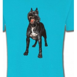 T-Shirts Staffordshire Bull terrier Bad Staffordshire (L)
