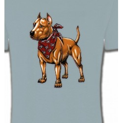 T-Shirts Staffordshire Bull terrier Fun Staffordshire (K)