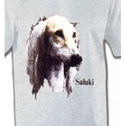 T-Shirts Saluki Lévrier Persan Saluki (K)