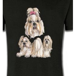 T-Shirts Shih Tzu Shih Tzu (A)