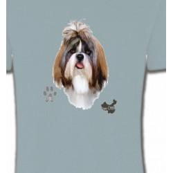 T-Shirts Shih Tzu Shih Tzu (F)