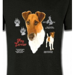 T-Shirts Fox Terrier Fox Terrier (E)