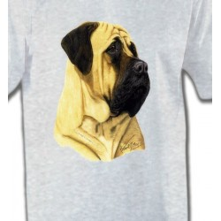 T-Shirts Mastiff Mastiff (B)