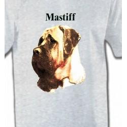 T-Shirts Mastiff Mastiff (C)