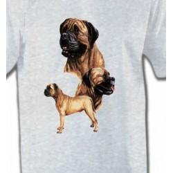 T-Shirts Mastiff Mastiff (D)