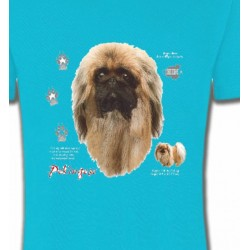 T-Shirts Pékinois Pékinois (A)