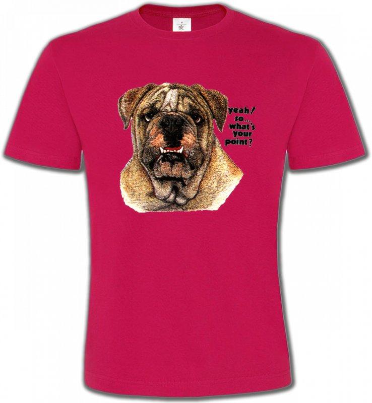 Bulldog anglais humour for Humour anglais