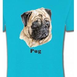 T-Shirts Carlin Pug Carlin Pug (C)