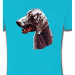 T-Shirts Braque de Weimar Braque de Weimar