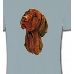 T-Shirts Braque de Weimar Braque de Weimar brun