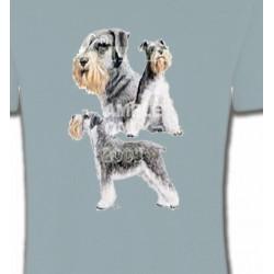 T-Shirts Schnauzer Schnauzer (C)