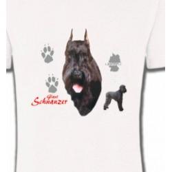 T-Shirts Schnauzer Schnauzer (F)