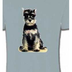 T-Shirts Schnauzer Schnauzer bébé (E)