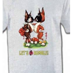 T-Shirts Boxer Boxer humour (F)