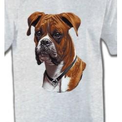 T-Shirts Boxer Boxer avec larmes aux yeux (I)