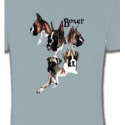 T-Shirts Boxer Cinq Boxers (O)