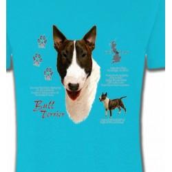 T-Shirts Bull Terrier Bull Terrier (E)