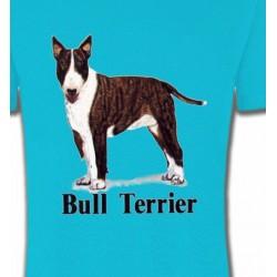 T-Shirts Bull Terrier Bull Terrier (D)