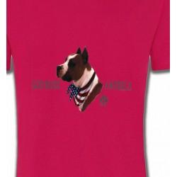 T-Shirts Bull Terrier Bull Terrier America