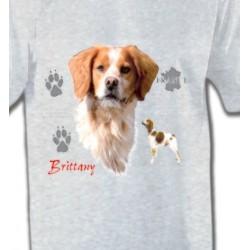 T-Shirts Epagneul Epagneul (C)