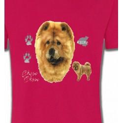 T-Shirts Chow Chow Chow Chow (B)