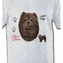 T-Shirts Chow Chow Chow Chow (A)