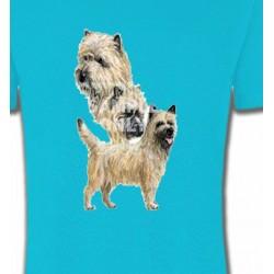 T-Shirts Cairn Terrier Cairn Terrier (A)