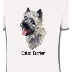 T-Shirts Cairn Terrier Cairn Terrier (D)