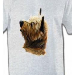 T-Shirts Cairn Terrier Cairn Terrier (B)