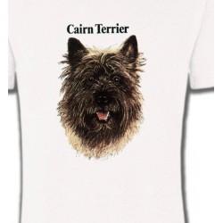 T-Shirts Cairn Terrier Cairn Terrier (C)