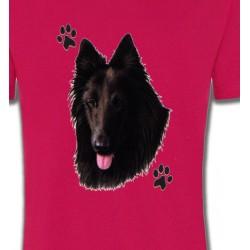 T-Shirts Groenendael Groenendael noir (E)