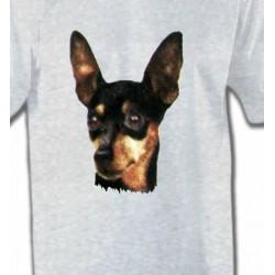 T-Shirts Pincher Nain Pincher (B)