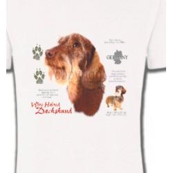 T-Shirts Teckel Teckel (F)