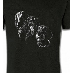 T-Shirts Teckel Teckel (D)