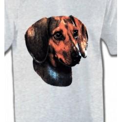 T-Shirts Teckel Teckel (G)