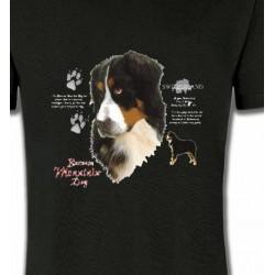 T-Shirts Bouvier Bernois Bouvier Bernois (A)