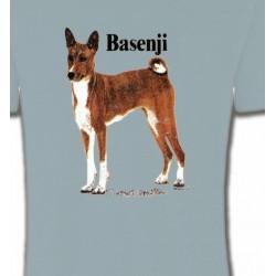 T-Shirts Basenji Basenji (B)