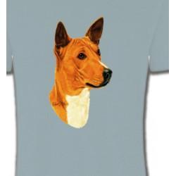 T-Shirts Basenji Basenji (A)