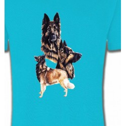 T-Shirts Berger Belge Berger Belge (A)