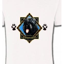 T-Shirts Bouvier des Flandres Bouvier des Flandres (B)